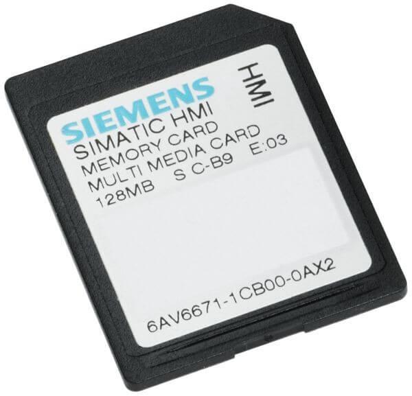 Siemens Speicherkarte