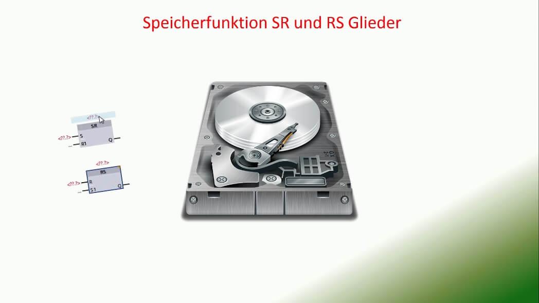 SPS Speicherfunktion