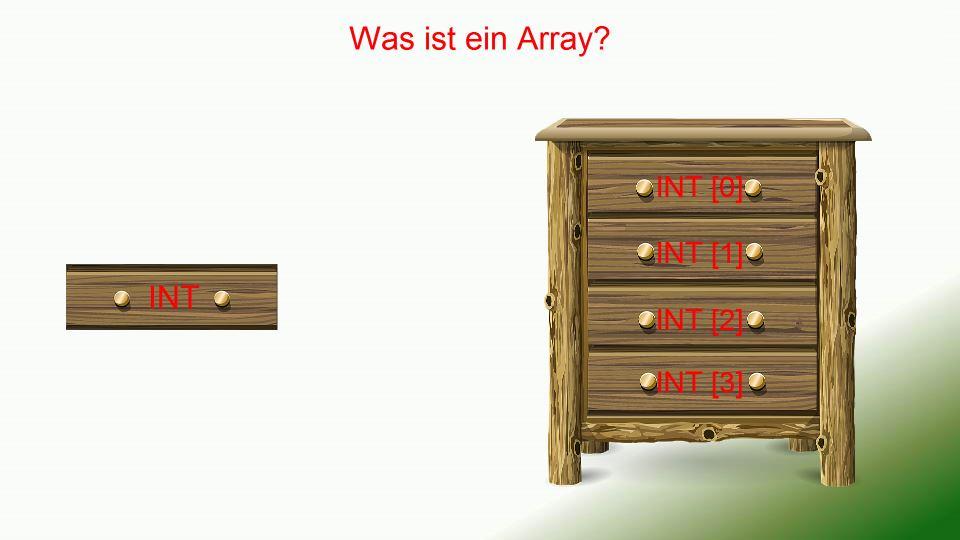 Array Beispiel