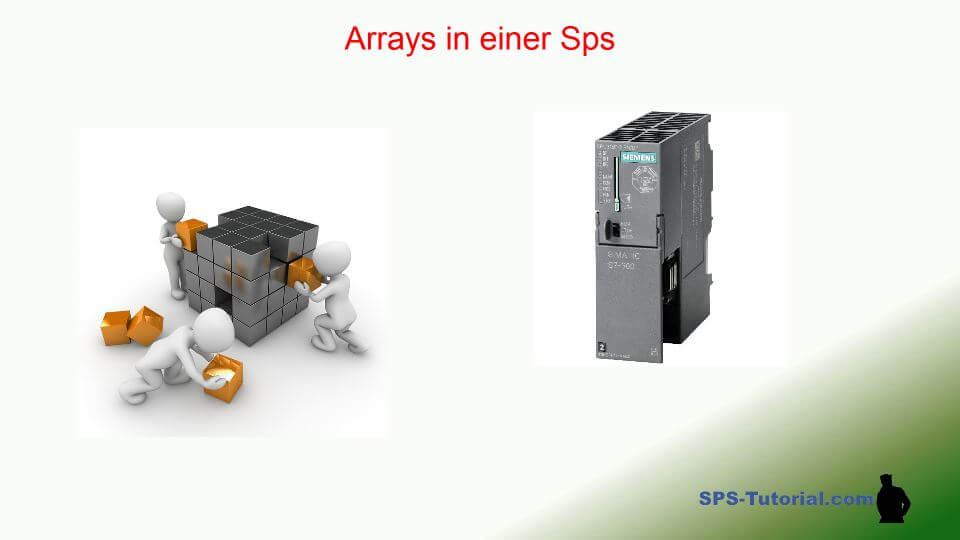 Array in einer SPS