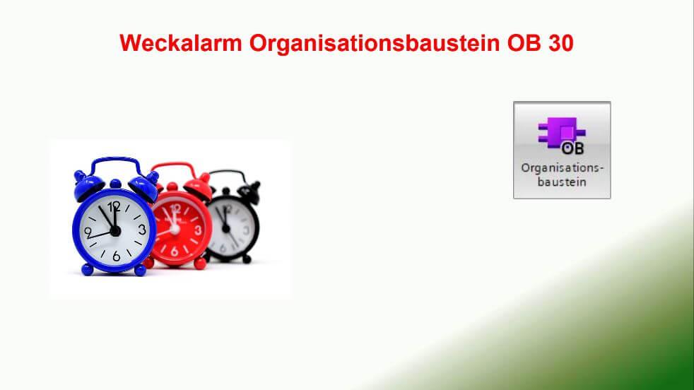 Weckalarm OB30