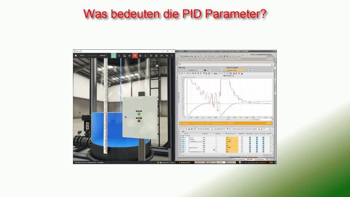 PID Parameter Erklärung