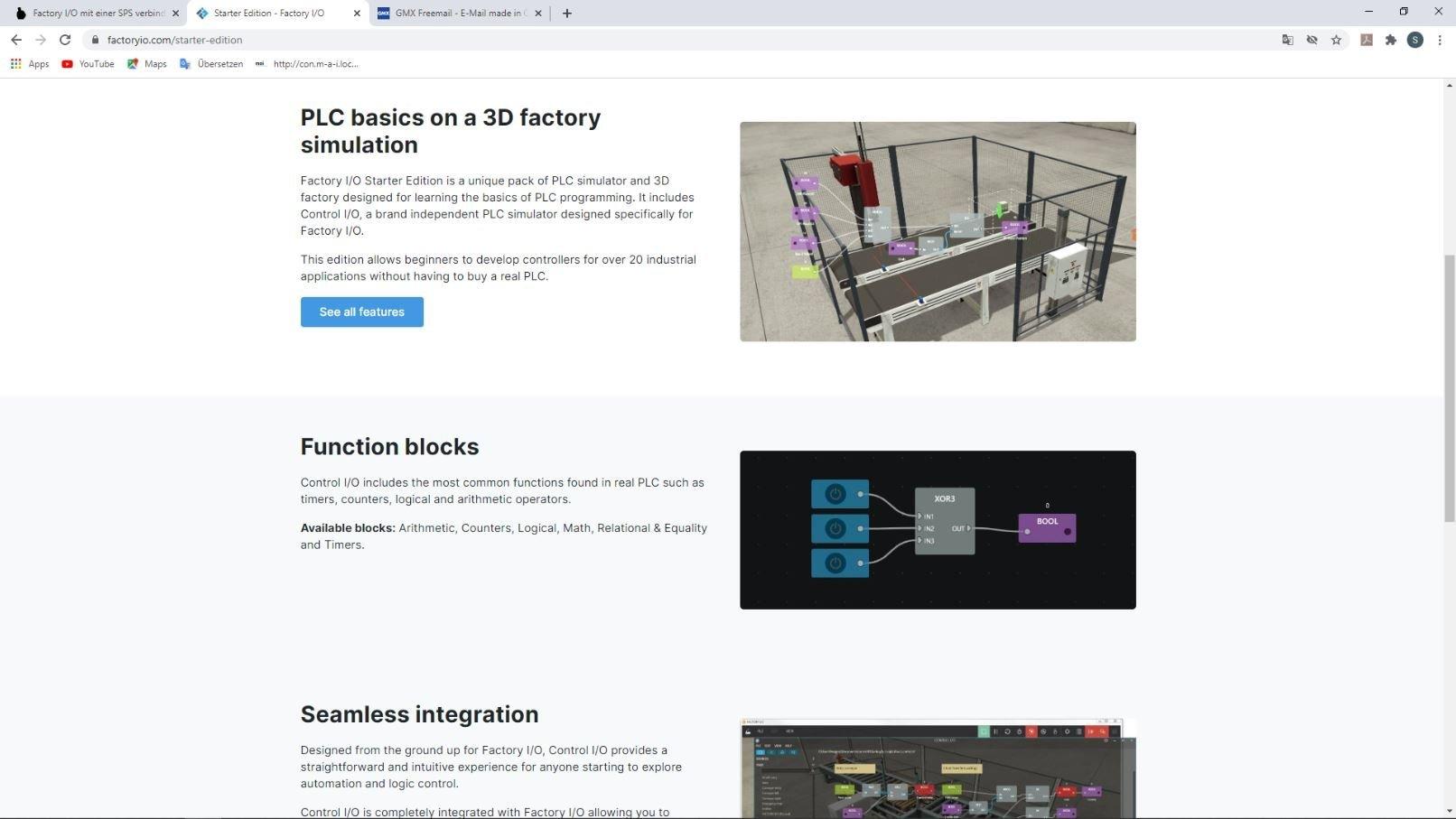 Factory IO Starter Edition